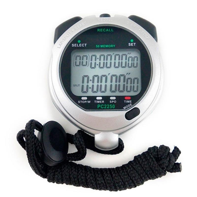 Cronómetro Deportivo Profesional Sprint 50 Memorias