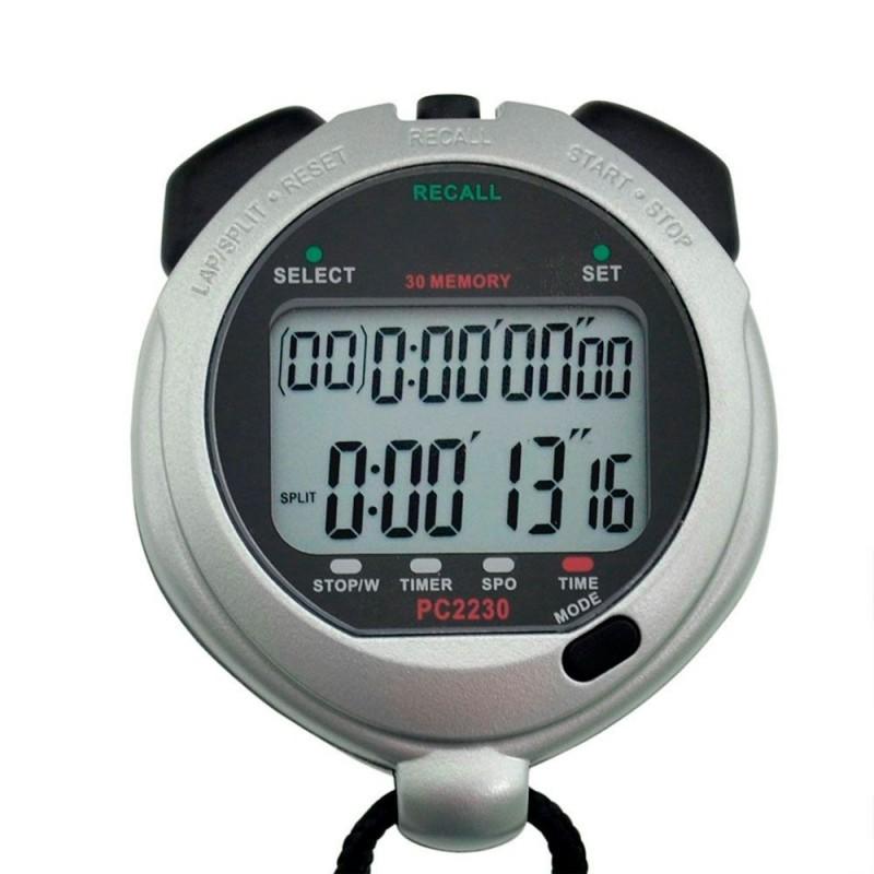 Cronómetro Deportivo Profesional Sprint 30 Memorias
