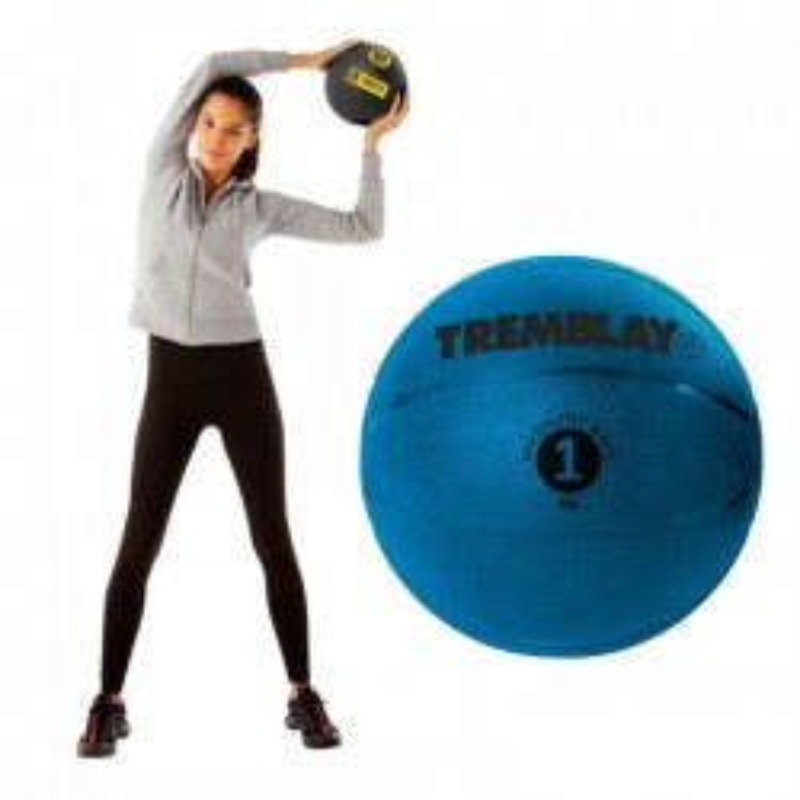 Balón Medicinal 1Kg Azul