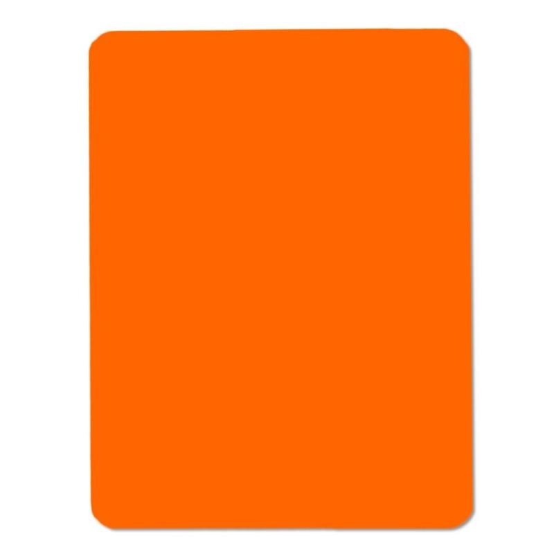 Tarjeta Árbitro Naranja