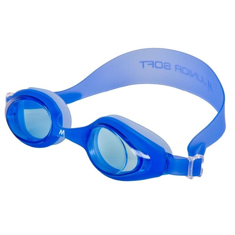 Gafas Natación Junior Mosconi Soft Azul