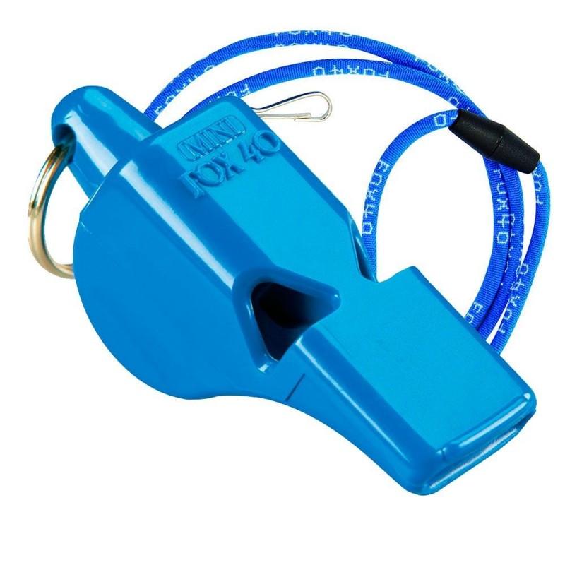 Silbato Fox 40 Mini Azul