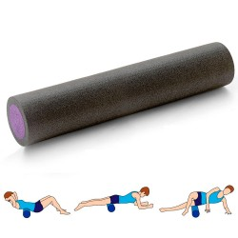 Cilindro Yoga y Pilates EPE 90x15 cm