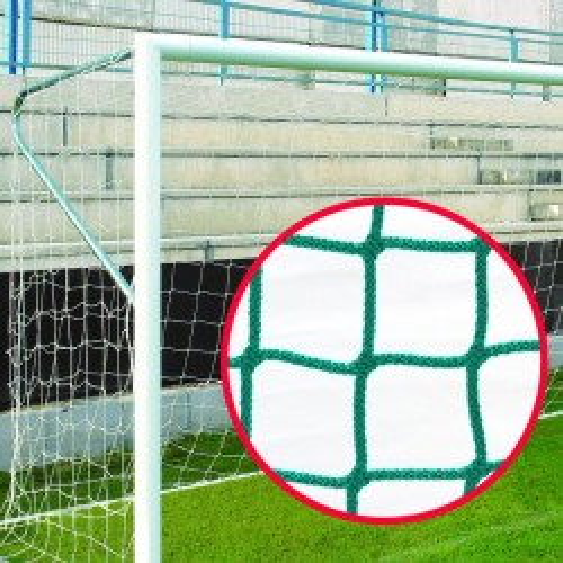 Juego Redes Porterías Fútbol 11 Antivandálicas