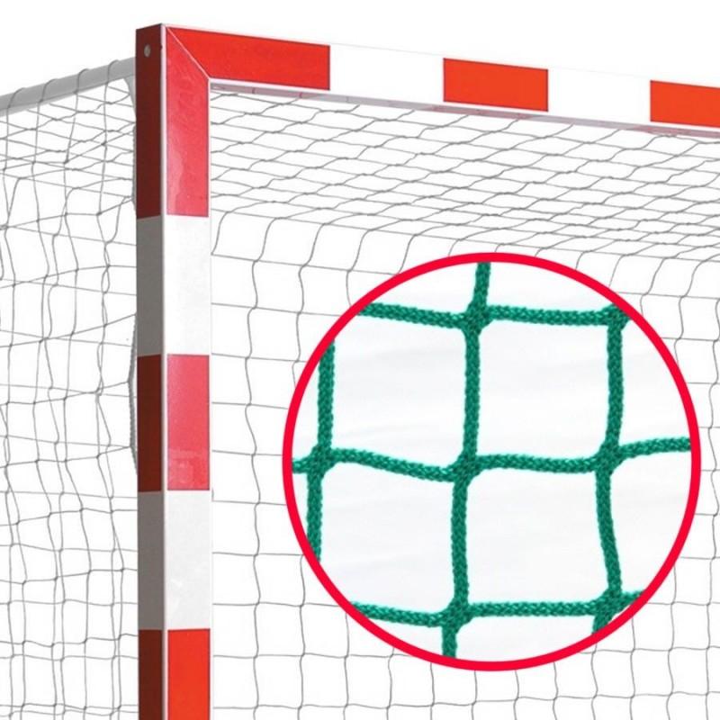 Juego Redes Porterías Fútbol-Sala / Balonmano Antivandálicas