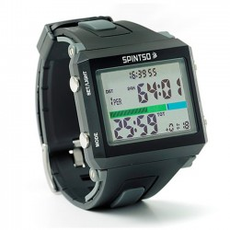 Reloj Árbitro Spintso Watch Pro Gris
