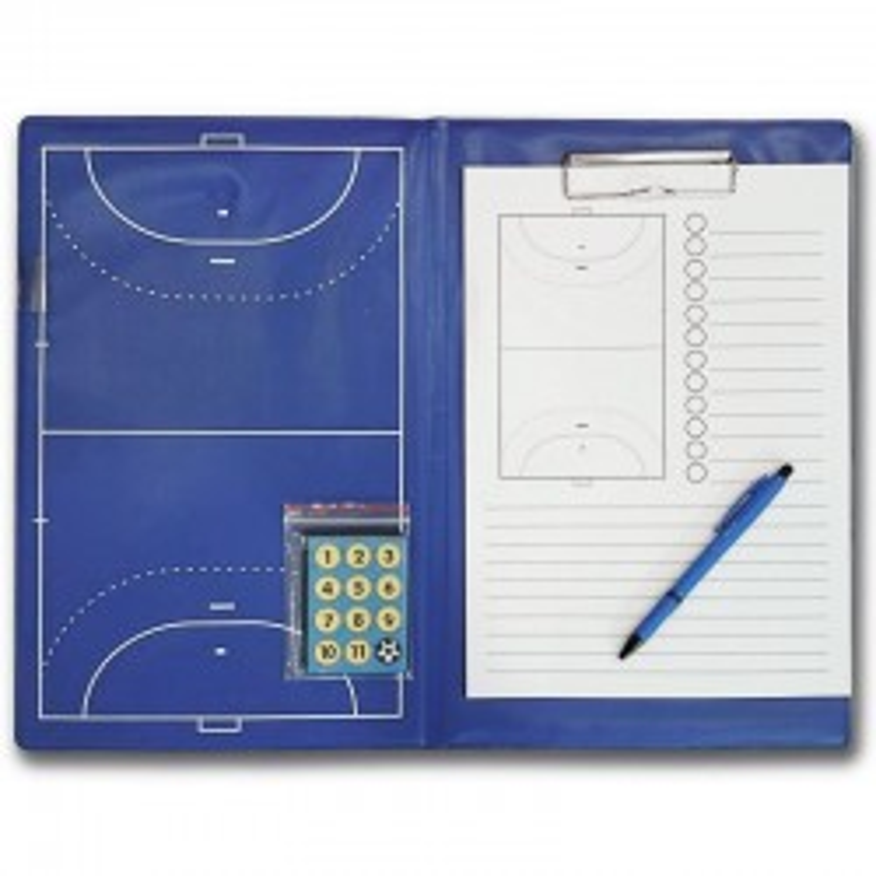 Carpeta Tácticas Magnética Profesional Fútbol Sala y Balonmano