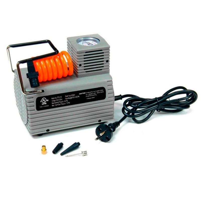 Compresor Hinchador DeLuxe Eléctrico