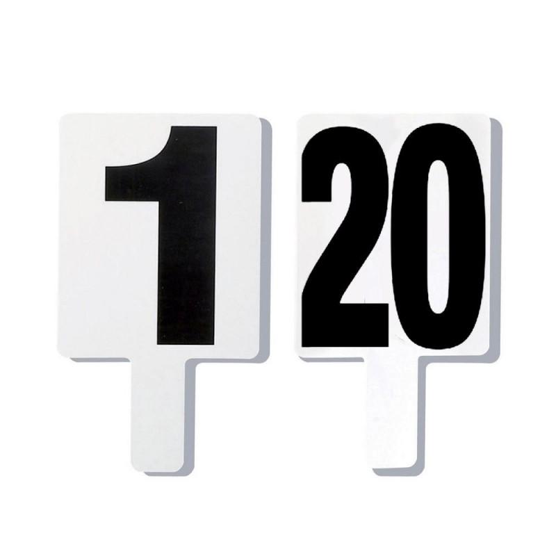 Set Cambio Jugador Voleibol 1-20