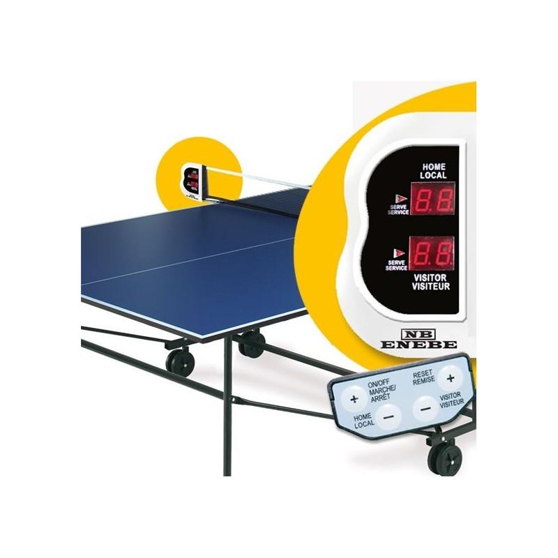 Marcador Tenis de Mesa Enebe Electrónico