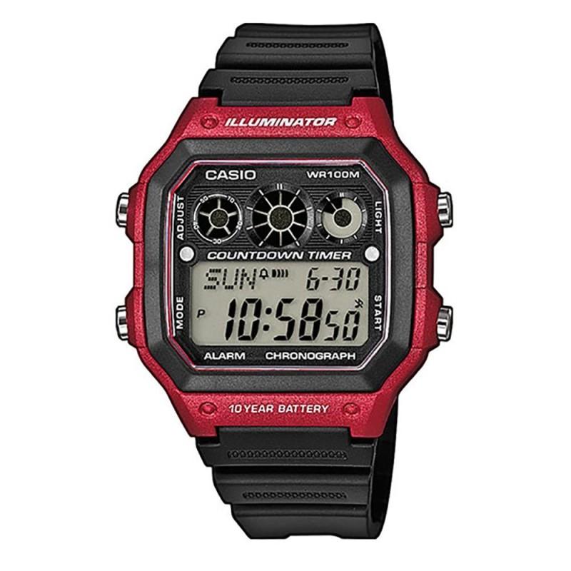 Reloj Crono Árbitro Casio AE-100WH-4AVEF
