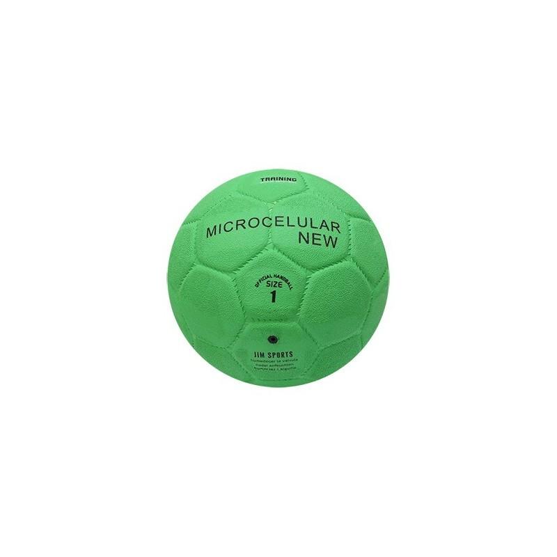 balón microcelular para balonmano niños