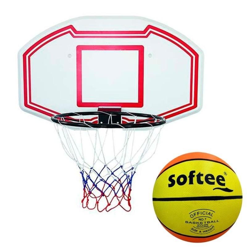 Plafón Basket Tipo Americano - Regalo Balón