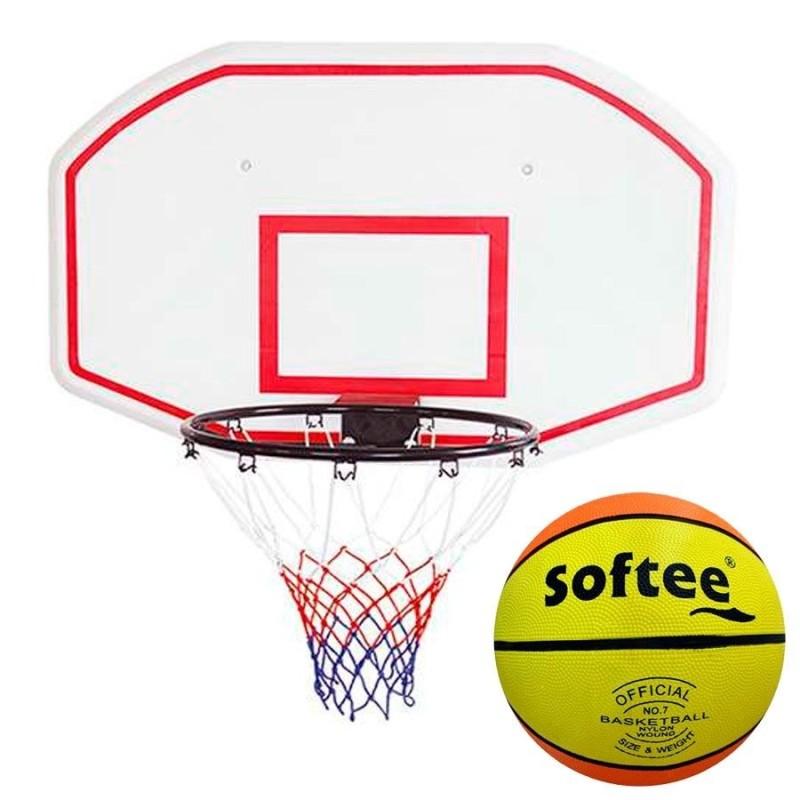 Plafón Basket Tipo Americano deLuxe - Regalo Balón