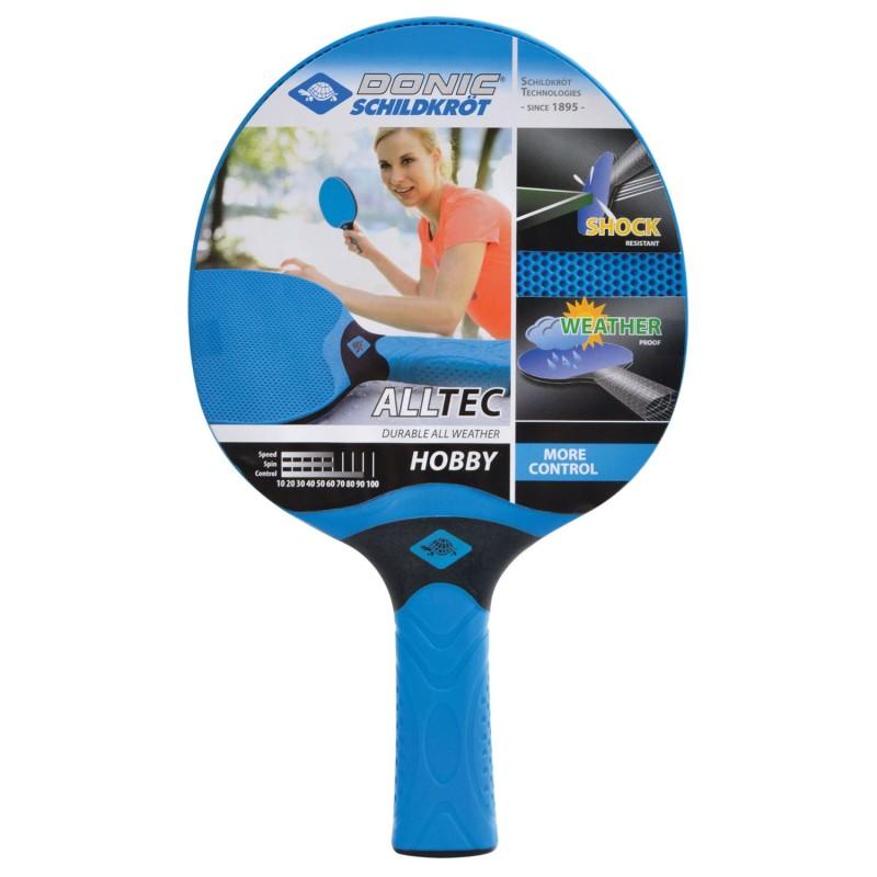 Pala Ping Pong Donic Alltec Hobby Exterior