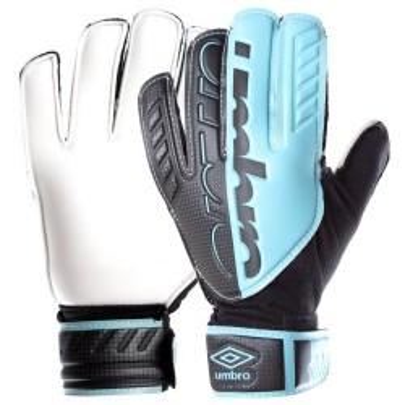 Guantes Portero Umbro Veloce Glove JR Azul