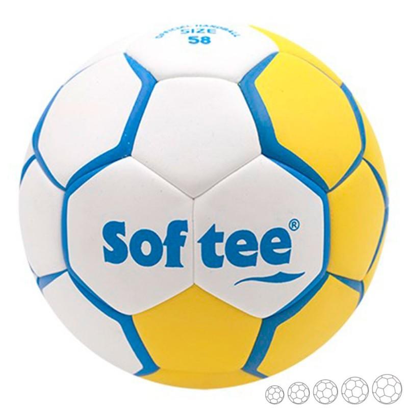 Balón Balonmano Softee Flash Élite