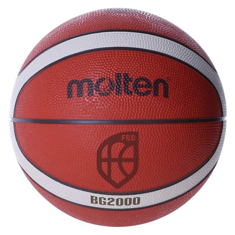 Balón Baloncesto Molten B6G2000