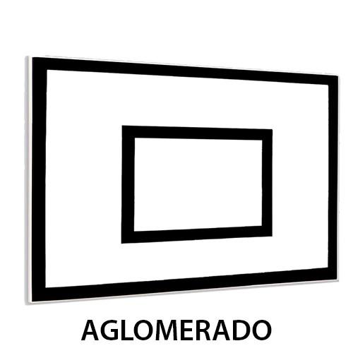 Tablero Minibasket Aglomerado