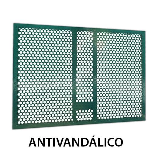 Tablero Minibasket Antivandálico