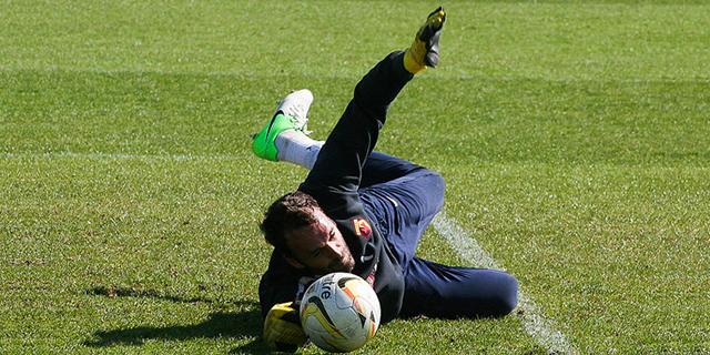 Consejos para ser un buen portero de fútbol - Blog de mundosilbato aed736d9b680d